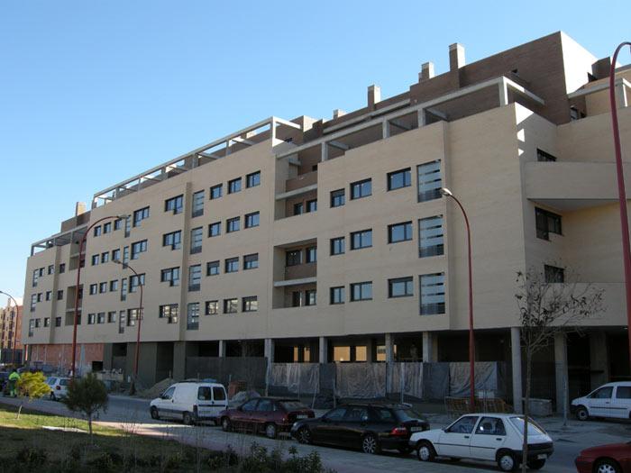 100 pisos en getafe for Pisos obra nueva getafe