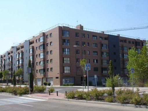 124 pisos en sanchinarro