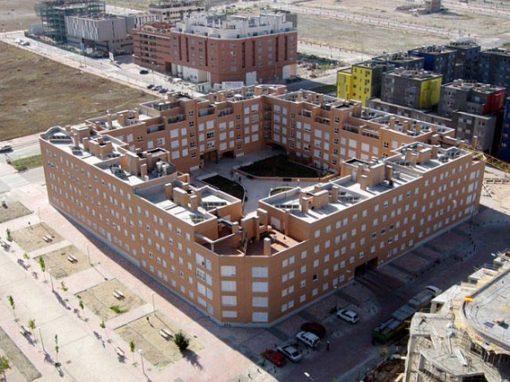 163 pisos en Vallecas