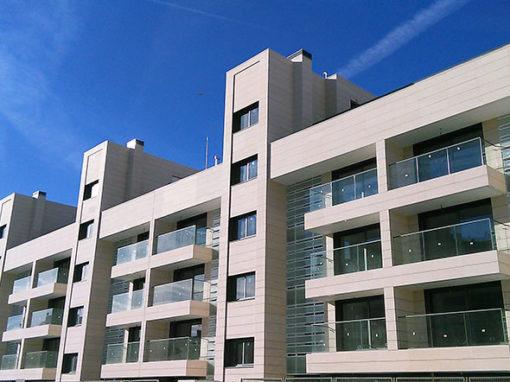 36 pisos en Barajas