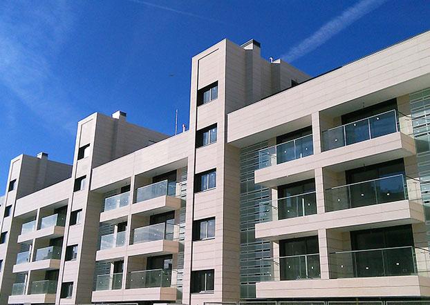 36 pisos en barajas for Pisos obra nueva madrid