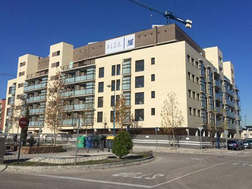 61 pisos entregados en Leganés