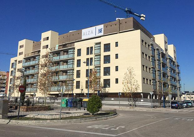 61 pisos entregados en legan s for Pisos obra nueva madrid