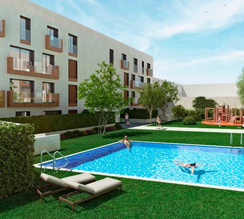 Promociones obra nueva en madrid pisos y chalets for Piso obra nueva madrid