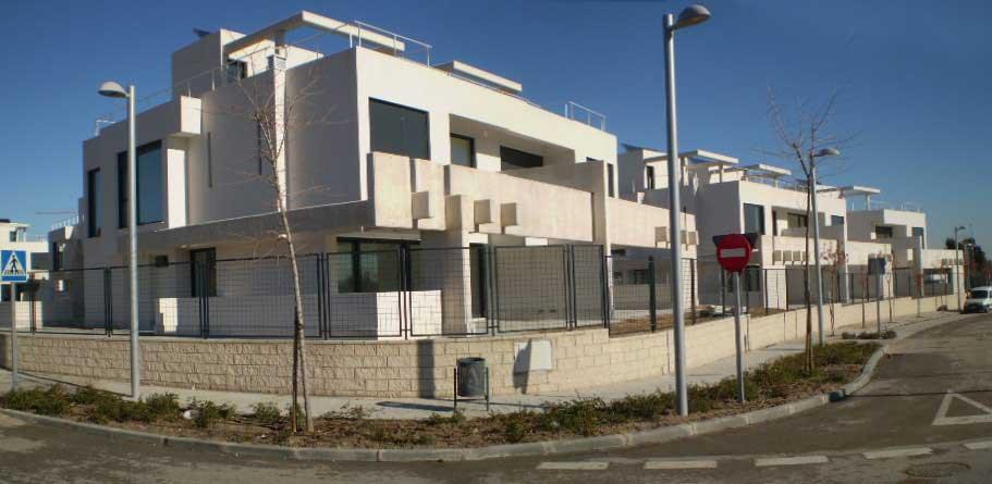 Chalets obra nueva cooperativa 29 chalets san sebastian de los reyes 640x451 - Chalets obra nueva arroyomolinos ...