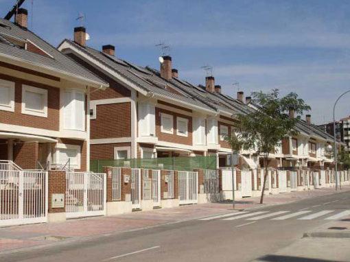41 chalets en Vallecas