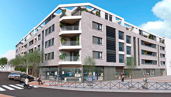 Construccion pisos obra nueva alcobendas fuentelucha exterior terrazas 700x400 - Pisos nueva construccion getafe ...