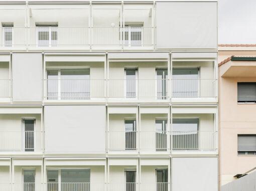 13 pisos entregados en Embajadores