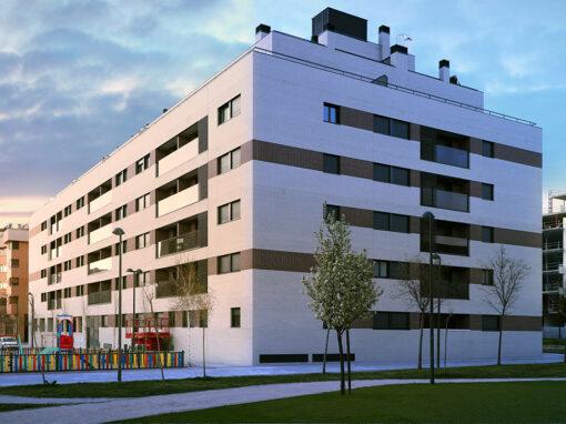 80 pisos entregados en Getafe